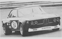 34 - BMW 2800 CS - Team Broadspeed