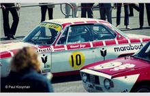 10 - BMW 2800 CS - Racing Team Marabout