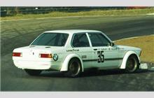 35 - BMW 320 - Eggenberger Racing Team