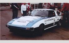 7 - Mazda RX-7 - Haribo Lauritzen Racing Team
