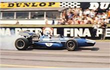 2 - March 701 Ford #701-7 - Tyrrell Racing Organisation