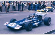 20 - March 701 Ford #701-7 - Tyrrell Racing Organisation