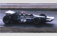 2 - March 701 Ford #701-7 - Tyrrell Racing Organisation. Ltd.