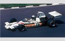 19 - McLaren M19A Ford #M19A/1 - Yardley Team McLaren