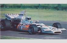 17 - McLaren M19A Ford #M19A/2 - Yardley Team McLaren