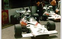 2T - McLaren M19A Ford #M19A/2 - Yardley Team McLaren