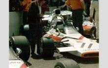 11 - McLaren M19A Ford #M19A/1 - Yardley Team McLaren