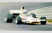 10 - McLaren M19A Ford #M19A/2 - Yardley Team McLaren