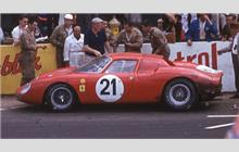 21 - Ferrari 250 LM #5893 - North American Racing Team