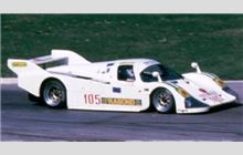 105 - Tiga GC85 Ford #279 (RAM) - Kelmar Racing