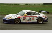 22 - Porsche 996 GT3-R #WP0ZZZ99ZYS692062 - Alex Job Racing