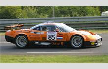 85 - Spyker C8 Double 12R #L9C8OTRLE2363009 - Team Orange Spyker