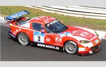 3 - Dodge Viper GTS-R - Zakspeed Racing GmbH & Co. KG