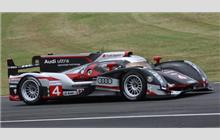4 - Audi R18 Ultra #205 (Dallara) - Audi Sport North America