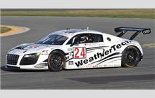 24 - Audi R8 Grand-Am #AS42A0FGAM13 0571 - Audi Sport Customer Racing/AJR