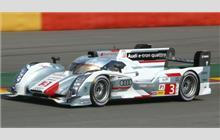 3 - Audi R18 e-tron quattro (long tail) #304 (Dallara) - Audi Sport Team Joest
