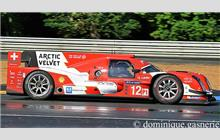 12 - Rebellion R-One Toyota #01 (Oreca) - Rebellion Racing