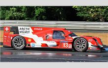 13 - Rebellion R-One Toyota #02 (Oreca) - Rebellion Racing