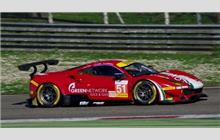51 - Ferrari 488 GTE - Spirit of Race